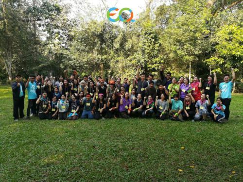 กลุ่มสัมพันธ์และการทำงานเป็นทีม กรมอุทยานแห่งชาติสัตว์ป่าและพันธุ์พืช